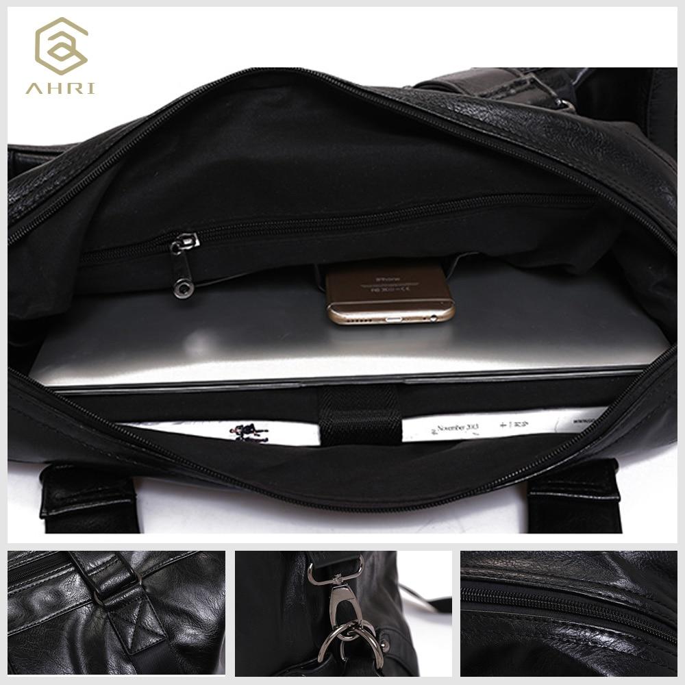negócios do vintage bolsa alça Number OF Alças/straps : Single Shoulder Bag