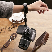 Camera Strap Wrist Hand for Canon Nikon Sony NEX7 NEX6 NEX5T/F A7RII A6300 a5000 a6000 a5100 for Fujifilm X100S X30 X70 E-M10 II