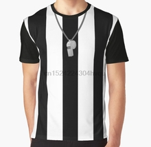 b44440ec All Over Print 3D Women T Shirt Men Funny tshirt Hockey Football Referee  Jersey With Whistle