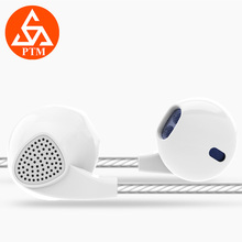 Original PTM IM500 Brand Stereo Earphone Super Bass Headset Hot Sell with Microphone for Mobile Phone