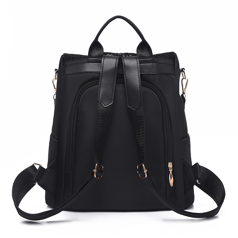 2019 new fashion leisure Designer fashion women Oxford cloth backpack Mini small backpack woman ladies shoulder bag girl in Backpacks from Luggage Bags