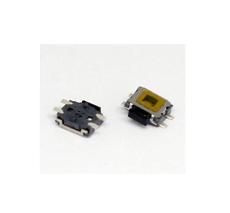 10PCS 4 7x3 5x1 6mm 4 Pin SMT SMD Side Tact Tactile Push Button Switch Mount