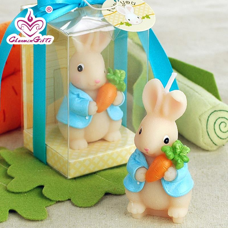 Cute carrot rabbit candle baby shower baptism party favor children cute carrot rabbit candle baby shower baptism party favor children birthday gift present baby boy girl in party favors from home garden on aliexpress negle Gallery