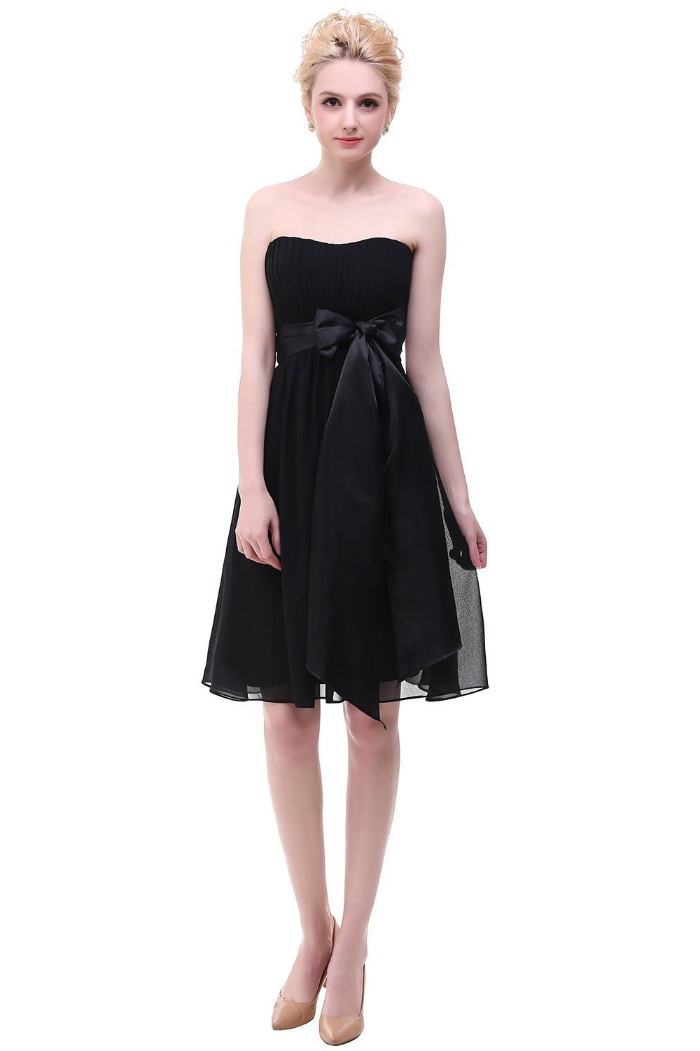 Short Mother and Daughter Clothes Sleeveless Women Evening Dresses For Party and Evening Gowns A-Line Prom Dresses For Women