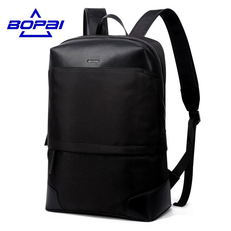 3218598cf BOPAI 2017 New Arrival 15.6 Laptop Backpack Waterproof bagpack Travel Backpack  men mochila women rucksack trekking backpack-in Backpacks from Luggage &  Bags