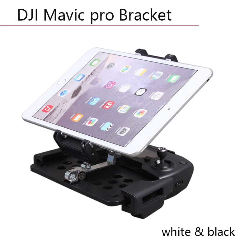 5.5 7.9 9.7 IPad Tablet Bracket Holder Drone Remote Controll Monitor Mount for DJI Mavic Pro Platinum Air Mavic 2 Zoom Spark