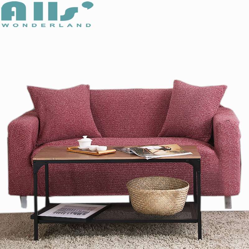 Madrid Taupe Beige Ultra Modern Living Room Furniture 3: Aliexpress.com : Buy Red Wine Stretch Furniture Covers