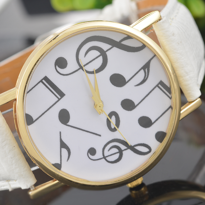 Musical Piano Note Watch 4