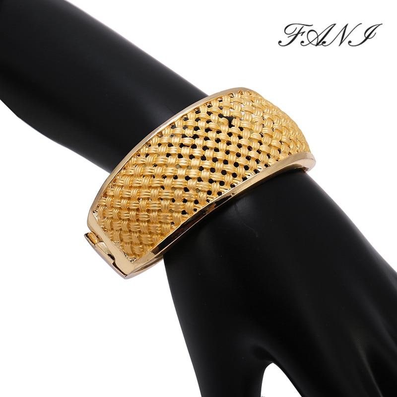 Fani Gold Color Bracelets...