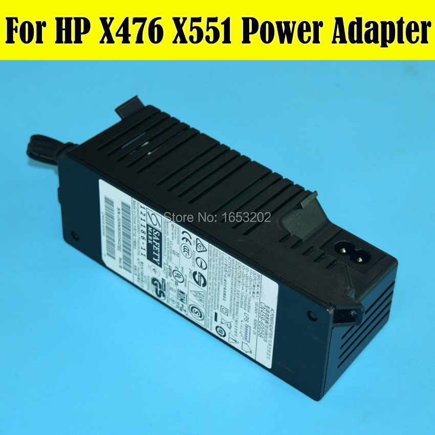 1 PC CN459-60056 AC Power Adapter For HP Officejet x451dn x451dw x476dw x476dn x576dw x551dw Printer Cartridge For HP 970 971