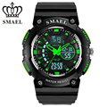 New Arrival Men Sport Watches SMAEL Brand Dual Time Display Shock Resistant Wristwatch 50M Waterproof Male Watch Casual WS1539