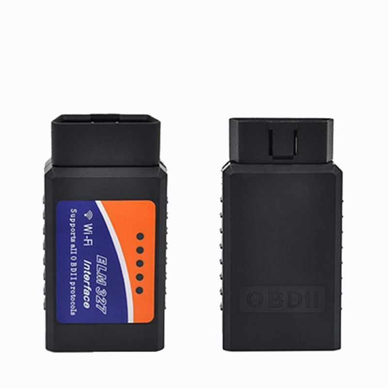 ELM327 WIFI V1.5 with PIC18F25K80 OBD2 Diagnostic Tool ELM 327 WI-FI Diagnostic-tool OBD2 Scanner For Android TorqueiOSPC