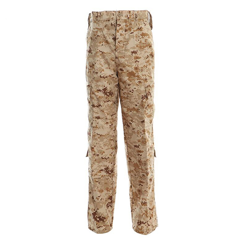 Desert Camouflage Men Army Military Uniform Tactical Military Camouflage Suit Combat Uniform US Army Military Clothing For Men
