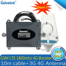 Lintratek LTE 1800mhz 4G FDD GSM Cellular Repeater Mobile Signal Booster repetidor de sinal celular Amplifier