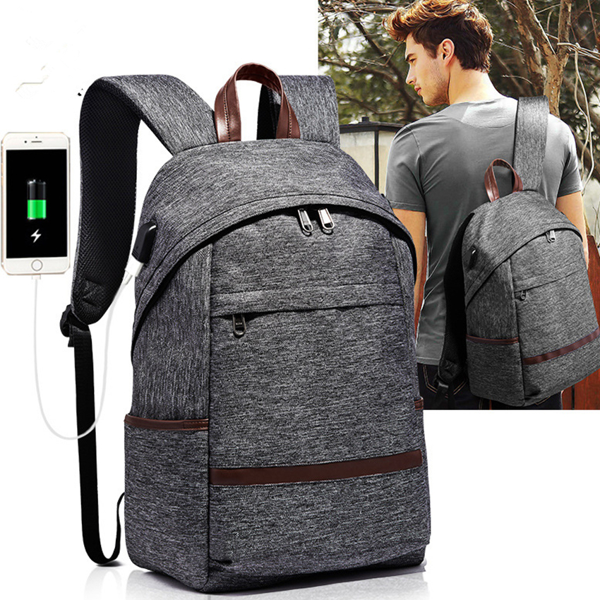 Casual Style Multifunction Travel Men Backpack for Laptop Mochila Fashion Water Resistant USB Charging Backpack Male School bagCasual Style Multifunction Travel Men Backpack for Laptop Mochila Fashion Water Resistant USB Charging Backpack Male School bag