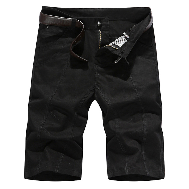 New Arrival Shorts Men Summer Casual Pocket Shorts Masculino Men Joggers Overall Military Short Trousers Plus Size 42 Sweatpants