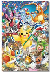 Custom Printing Canvas Wall Decor Pokemon XY Poster Pokemon Go Game Stickers Kakeru Ayumi Charmander Wallpaper Kids Gift #0936#