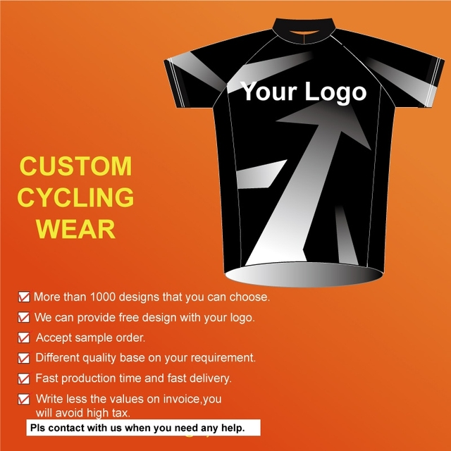 Hot sale custom dye sublimation cycling jersey high quality free design custom  cycle top  204e63f4f