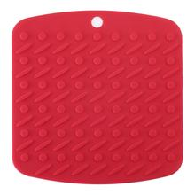 Food Grade Silicone Insulation Mat Placemat Pot High Temperature Thickening Waterproof Non-slip Round Table