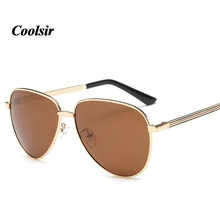 Coolsir Special Offer New Arrival Aviator/pilot 2017  Men's and women Wise Choice Of Quality For Polarized UV400 Sunglasses