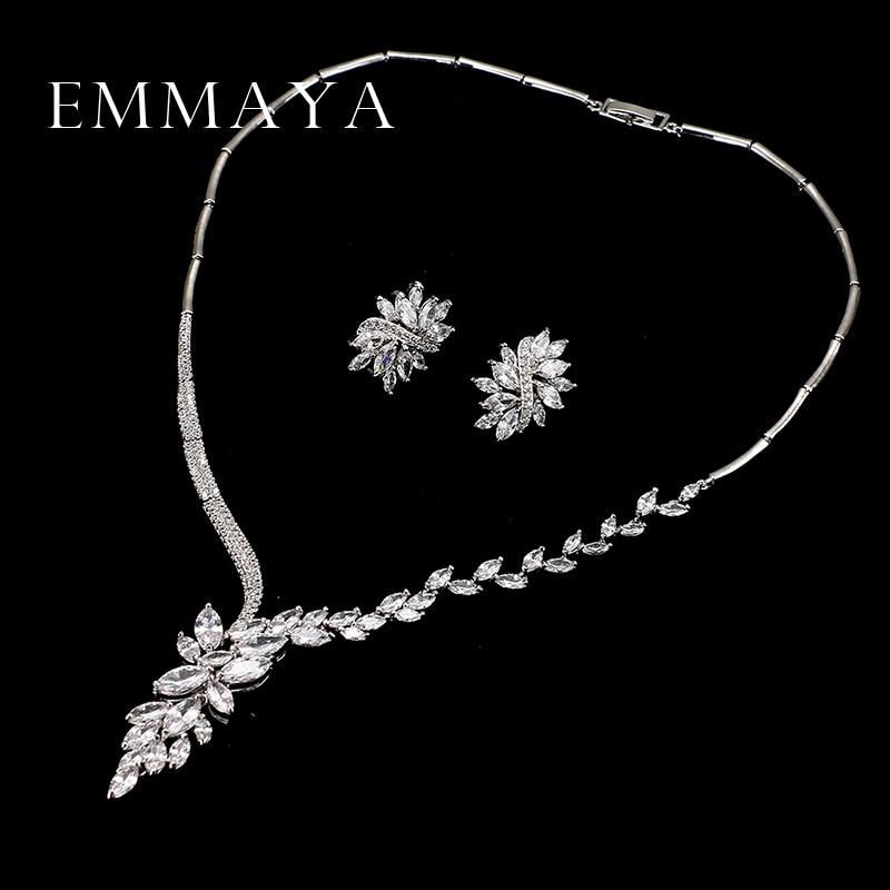 Emmaya Νέο Μοναδικό Design Choker Σκουλαρίκια - Κοσμήματα μόδας - Φωτογραφία 3