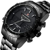 2018 New Style Digital Watch S Shock Men Military Army Watch water resistant Date Calendar LED Sports Watches Relogio masculino