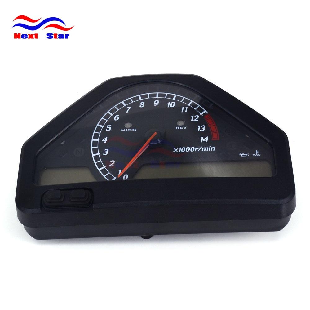 Motorcycle Speedometer Tachometer Odometer Display Gauges For Honda CBR1000RR CBR 1000RR 2004 2005 2006 2007 Street Bike цены онлайн