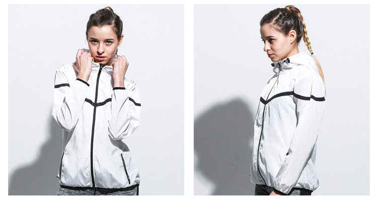 Women Fitness Jackets