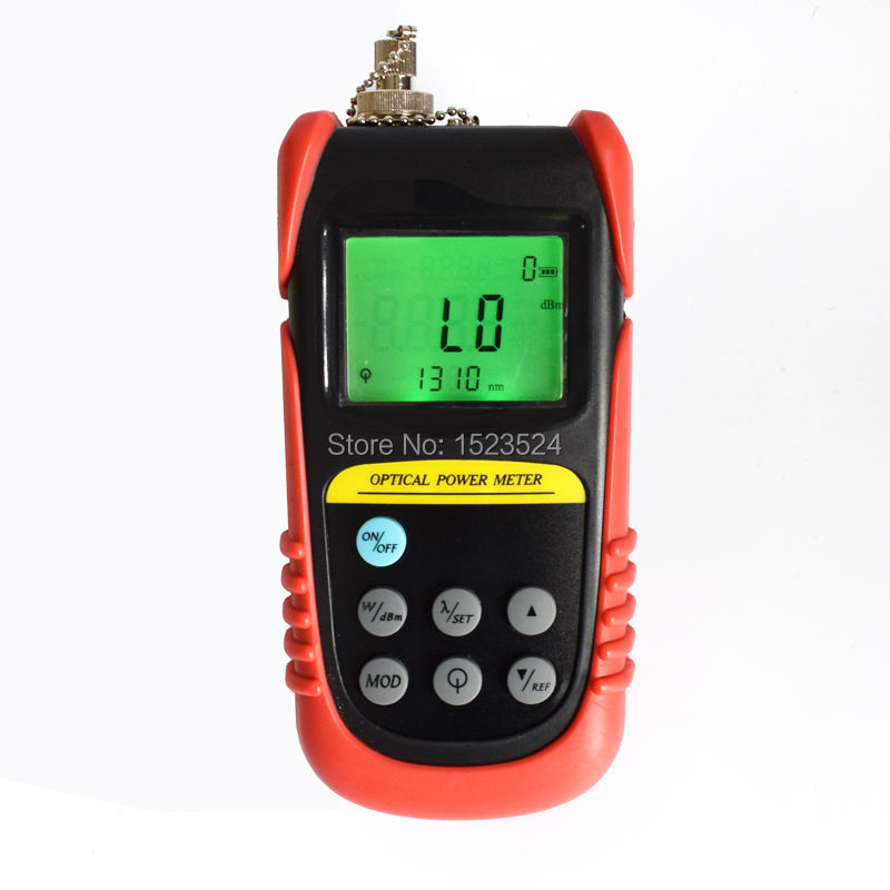 TLD6070B Handheld Optical Power Meter -50 ~ +26dB with FC SC ConnectorTLD6070B Handheld Optical Power Meter -50 ~ +26dB with FC SC Connector