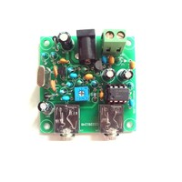 פיקסי QRP ערכת DIY CW Shortwave רדיו משדר מקלט 7.023 MHz 40 M