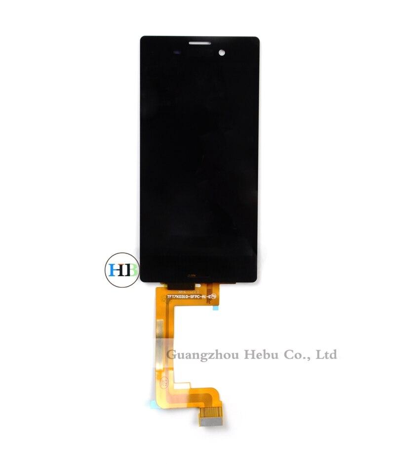 Подробнее о Brand New M4 LCD Screen For Sony Xperia M4 Aqua E2303 E2333 E2353 Display Touch Screen Digitizer Assembly  1pcs Free China Post black white original lcd display digitizer touch screen glass for sony xperia m4 aqua e2303 e2333 e2353 replacement free ship