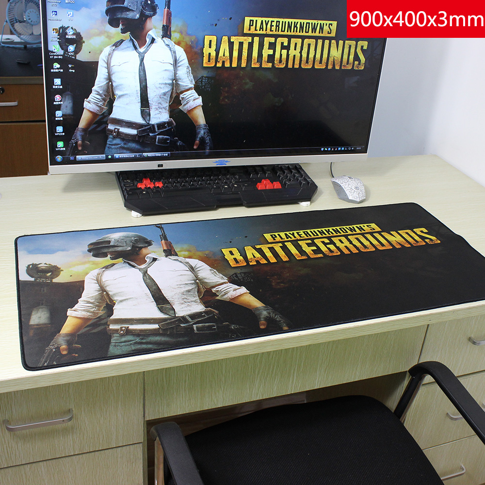 pbpad store 900x400mm large size gaming mouse pad for gamer table laptop mouse mats non-slip lock edge game mousepads for player rakoon 30 80cm large gaming mouse pad all black faced red blue black green lock edge rubber speed mouse mat for pc laptop