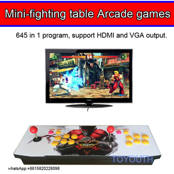 HDMI Double arcade games console multi game for pandoras box 4 Jamma arcade joystick HDMI out put