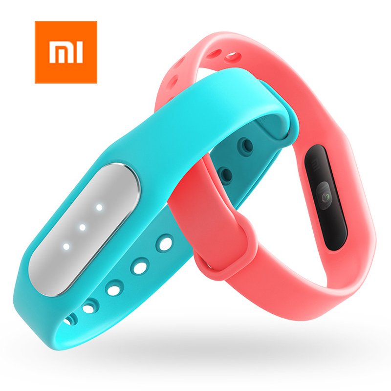 Sale ! Original Xiaomi Mi Band 1S Heart Rate Monitor Smart Wristband Miband Bracelet For Android iOS Passometer Fitness Tracker
