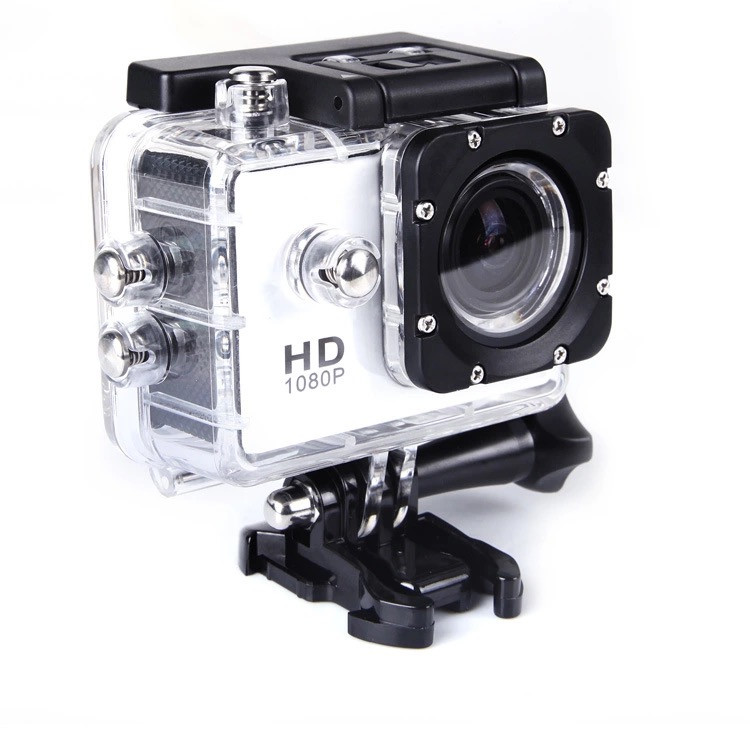 G22 1080P HD Waterproof Digital Video Camera For Home and Sports Use. воблер tsuribito super shad длина 6 см вес 6 5 г 60f 015