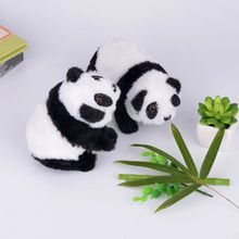 Premium New Adorable Electric Musical Animal Walking Panda Stuffed Plush Toy Doll Educational Gift For Baby Kids Gift цена 2017