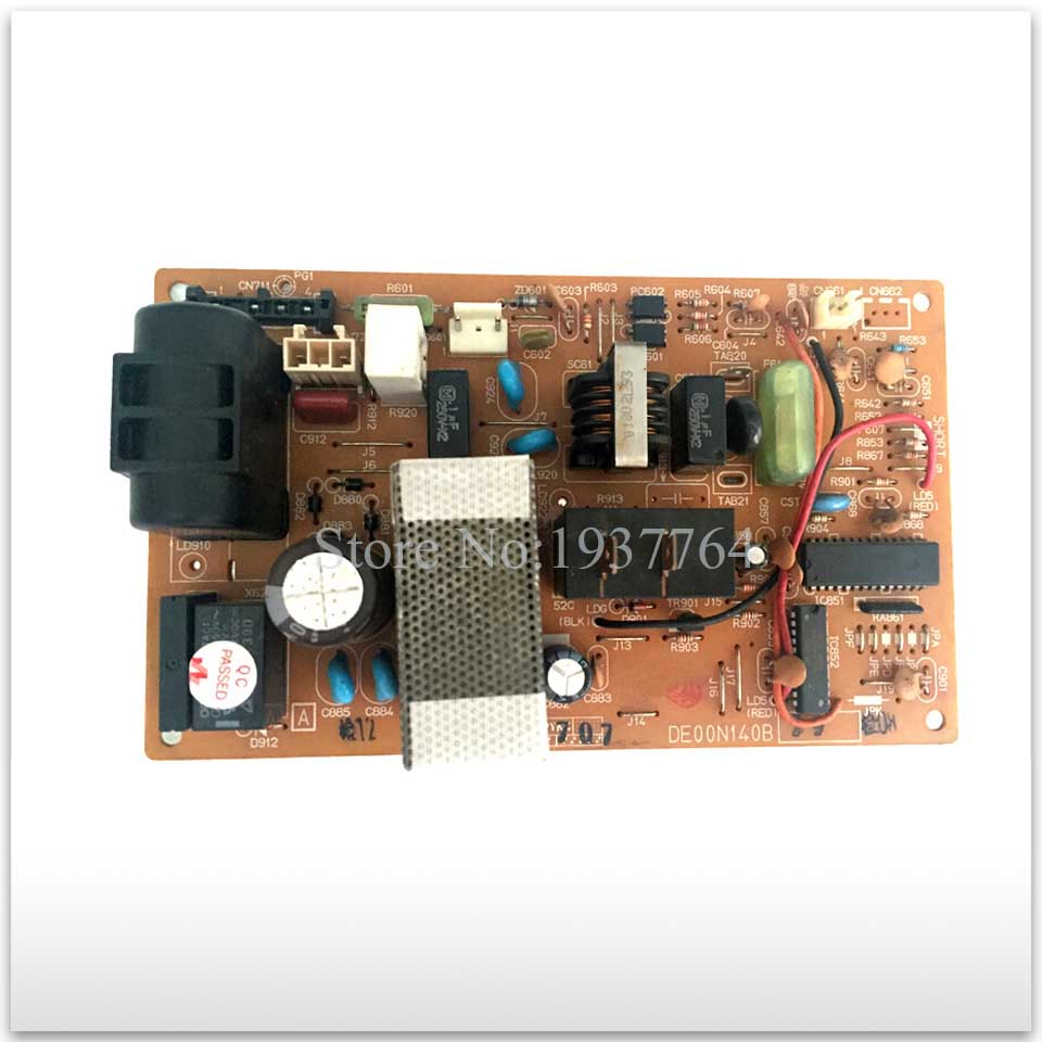 95% new good working  for Air conditioning computer board DE00N140B SE76A716G01 PCB board 95% new used for galanz air conditioning board computer board gal0907gk 01 good working
