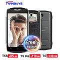 "DOOGEE T5 T5S IP67 Водонепроницаемый Смартфон 4 Г LTE 4500 мАч lite 5.0 ""MTK6735 Quad core Android 6.0 2 ГБ 16 ГБ 13MP OTG мобильный телефон"