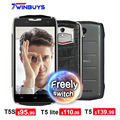 "Doogee lite t5 t5s smartphone 4g lte 4500 mah ip67 a prueba de agua 5.0 ""MTK6735 Quad core Android 6.0 2 GB 16 GB 13MP OTG móvil"