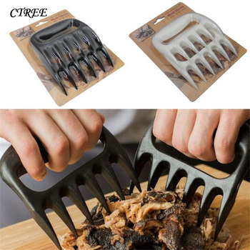 Kitchen Bear Black Claws Barbecue Fork They Are The Perfect Tool For Pulling Pork Shredding Chicken Lifting Turkeys Tossing Salads Tool Accessories