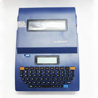 Free ship LK 320P Cable id Printer +Can Connect PC Electronic Lettering Machine PVC Tube Printer Wire Marking Machine