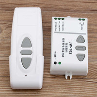 1 Set Digital Projection Screen Controller Electrical Curtain Motor Wireless Remote Control Switch Receiver Manual Function