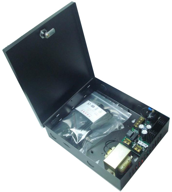 цена на Access Power Supply 12V5A(Input 220VA) for Access Control,with battery interface