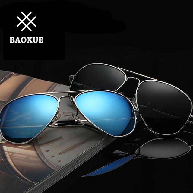 005122ba5a Premium Military HD Polarized Aviator Sunglasses Men Luxury Brand Designer  Coating Mirror Pilot Glasses Women Oculos De Sol 3025