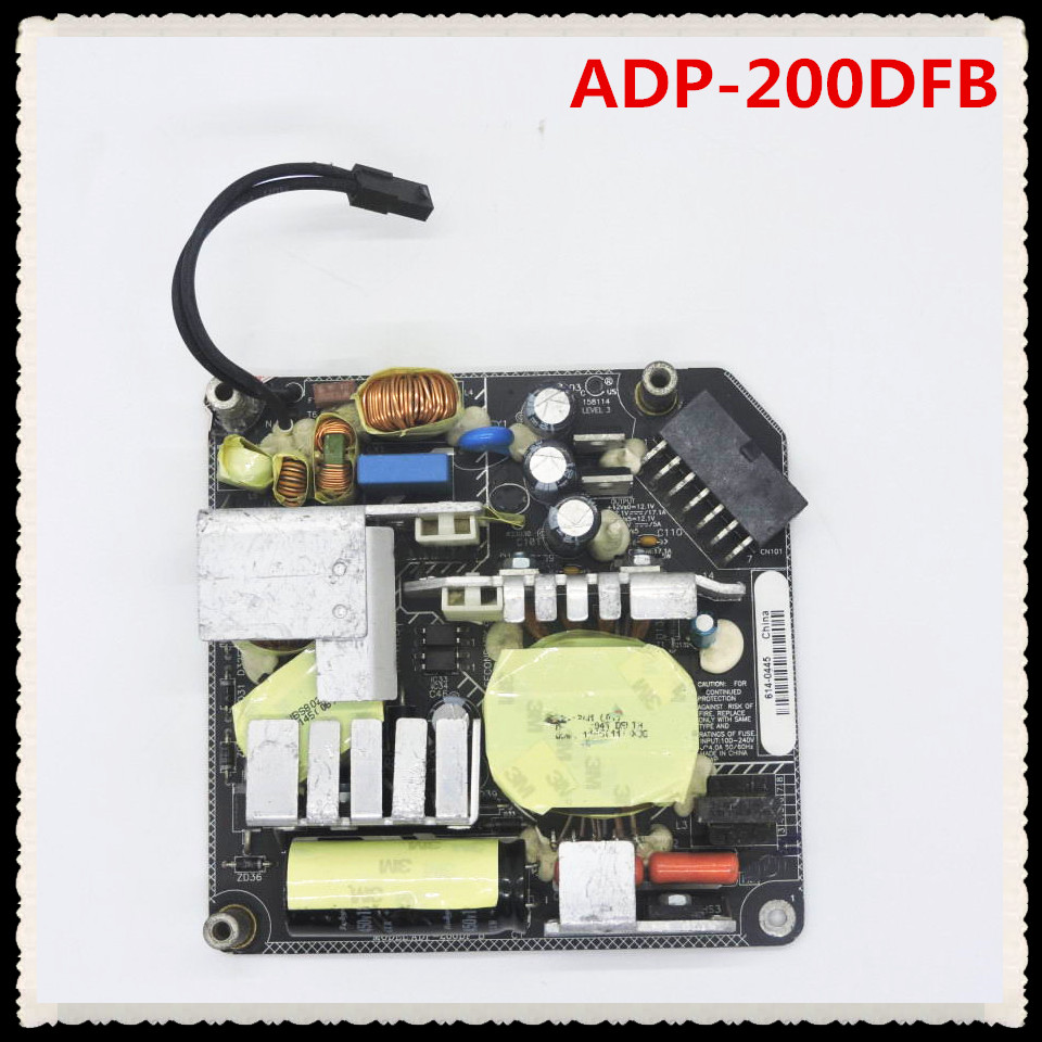 Original Used 205W Power Supply ADP-200DFB OT8043-290H For iMac 21.5 A1311 Adapter 2009-2011 Year 614-0444Original Used 205W Power Supply ADP-200DFB OT8043-290H For iMac 21.5 A1311 Adapter 2009-2011 Year 614-0444
