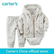 3 pcs bébé enfants enfants 3-pièces de Carter Petite Veste Ensemble 121H439, vendu par Carter de Chine boutique officielle