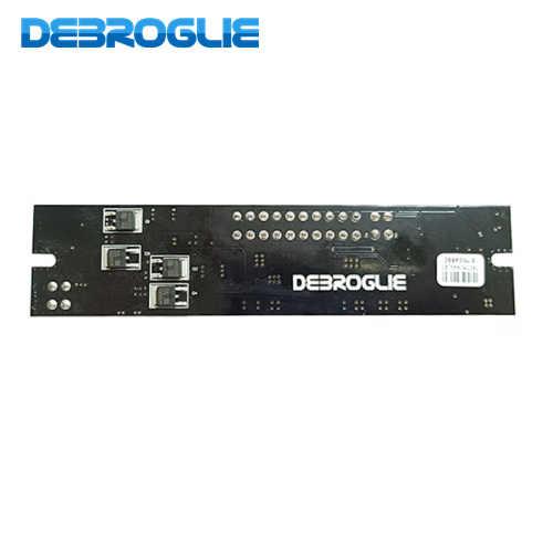 12V ENTRADA DE CC 250W salida Mini ITX Pico PSU DC ATX PC interruptor DC fuente de alimentación para servidor de ordenador