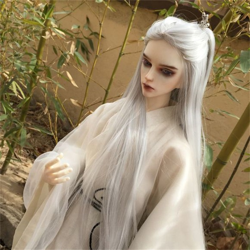IOS Gin 70cm Male BJD SD Dolls 1/3 Resin Body Model Girls Boys High Quality Toys Shop Included Eyes
