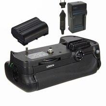 MB-D11 батарейный блок+ EN-EL15 аккумулятор+ зарядное устройство для цифровых зеркальных камер Nikon D7000