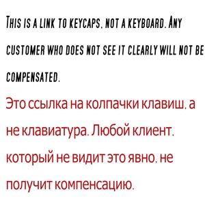 Image 4 - الكرز Vlossom الموضوع العلوي مطبوعة 104 مفتاح مفاتيح مفاتيح قبعات مجموعة للوحة المفاتيح الميكانيكية لوحة مفاتيح الألعاب الميكانيكية